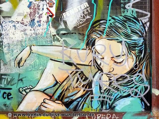 RAW, berlin, streetart, graffiti, revaler, fridrichshain, kunst, alice