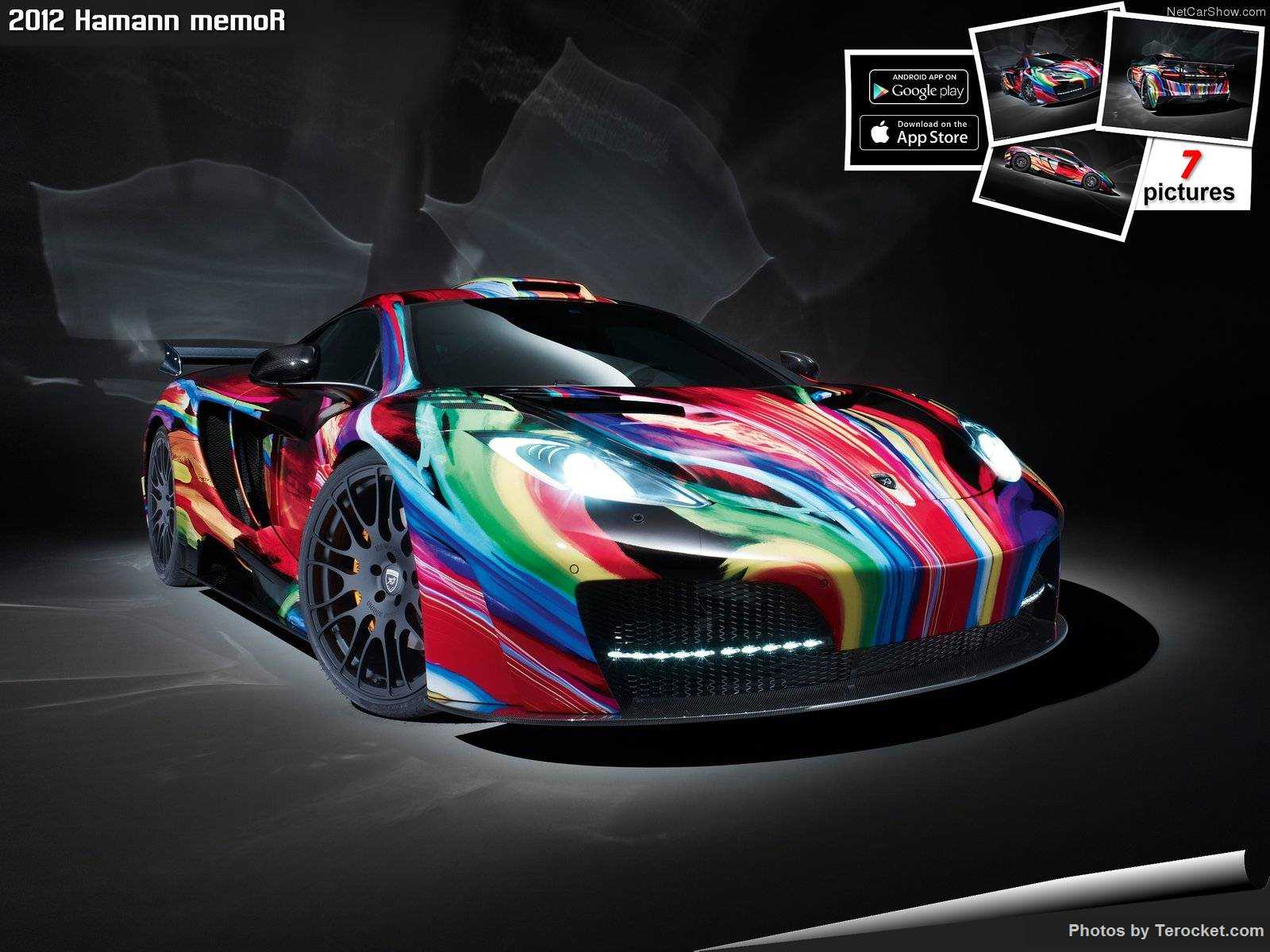 Hình ảnh xe ô tô Hamann memoR 2012 & nội ngoại thất
