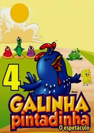 Baixar DVD Galinha Pintadinha 4 – O Espetaculo