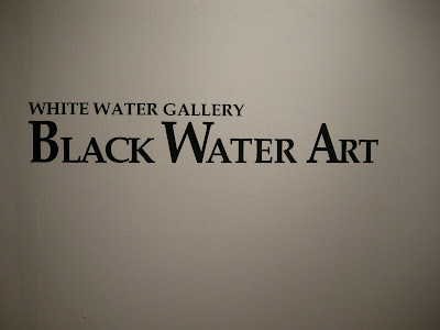 beauty art, white water gallery, black water art, malinda prudhome