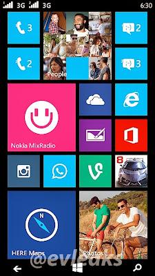 Nokia Moneypenny Dual SIM (Lumia 630/635) with UI photo
