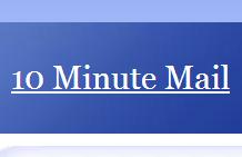 E-mail на 10 минут