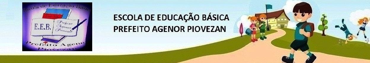 Escola de Educação Básica Prefeito Agenor Piovezan