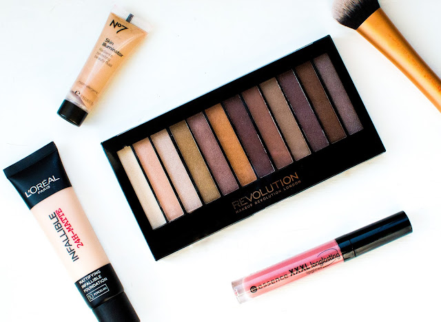 Makeup Revolution Redemption Essential Shimmers Palette