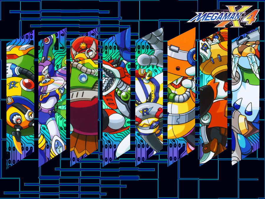 Megaman HD & Widescreen Wallpaper 0.424573095820721