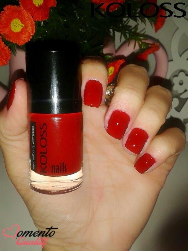 vermelho queimado Koloss