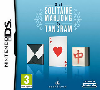 3 in 1: Solitaire, Mahjong & Tangram nds rom