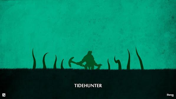 Tidehunter 1080p Dota 2 7i