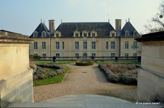 Auvers sur Oise - château