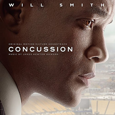 Concussion Soundtrack by James Newton Howard