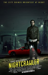 Póster original de Nightcrawler