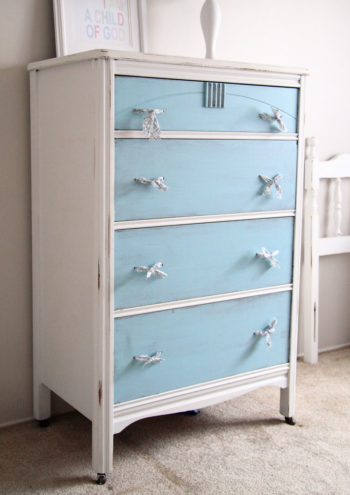 Wednesday s want this look style file two tone furniture for Klassic furniture
