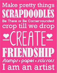 Designing for Scrapdoodles!