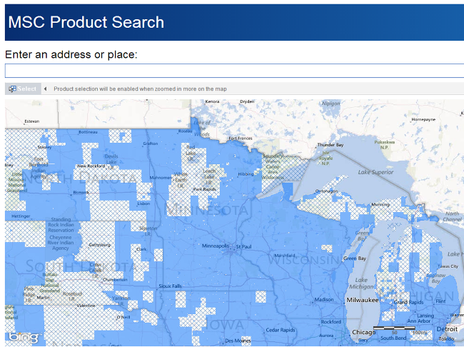 EPC Updates Improvements Coming Soon At The FEMA Map Service - Fema map search