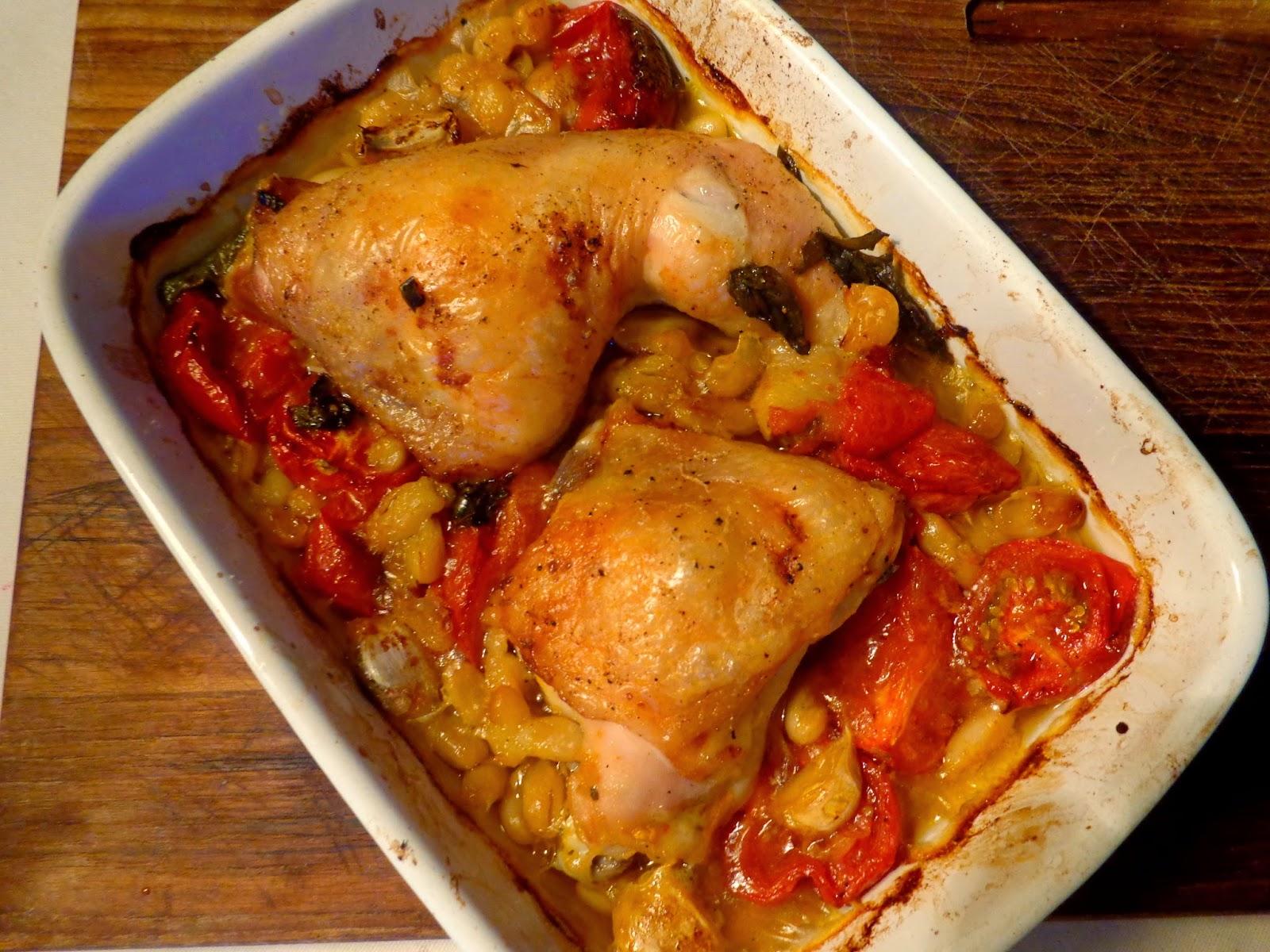recept voor kippenpoten