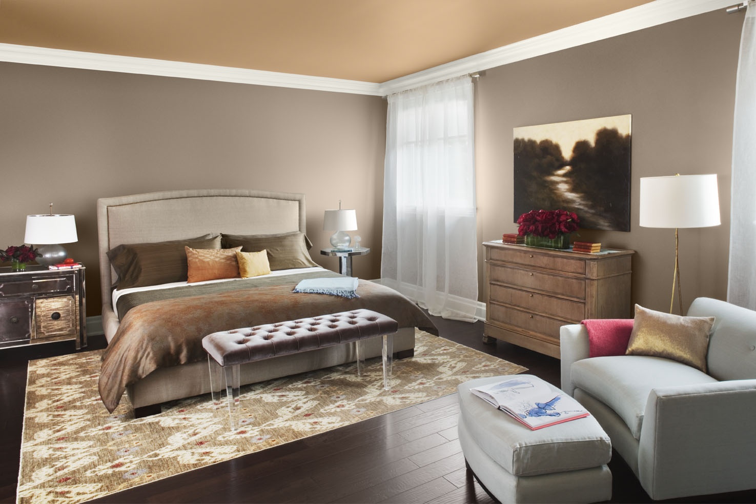 Paint Color Trends 2012