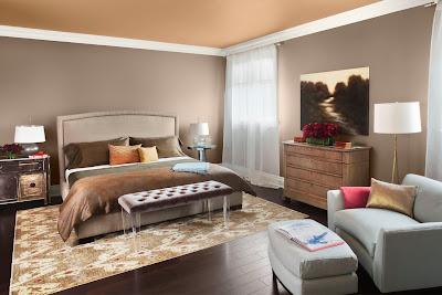 Paint Color Trends 2012
