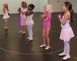 ballet classes for 4 year olds in charlotte nc