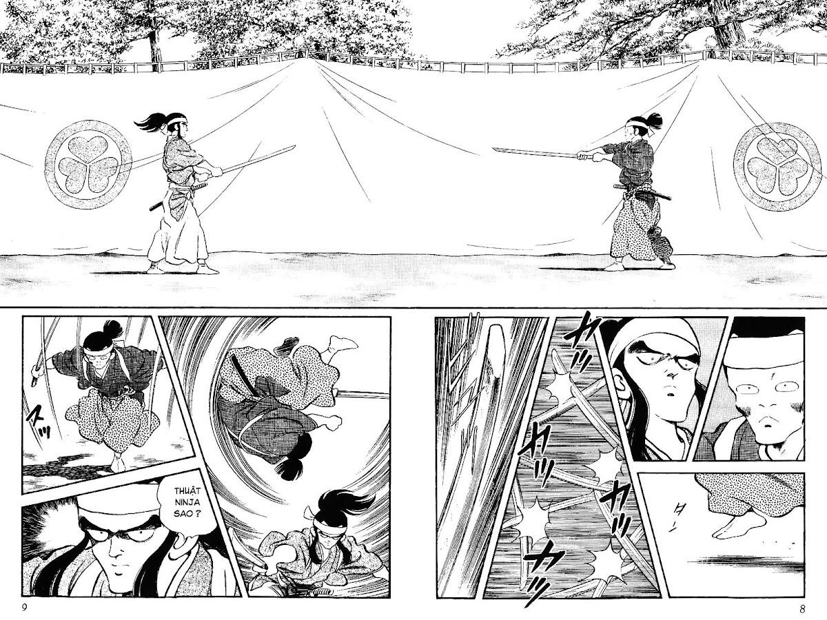 Nijiiro Togarashi - Ớt Bảy Màu chap 18 - Trang 11