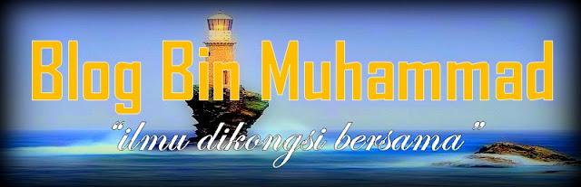 Blog Bin Muhammad