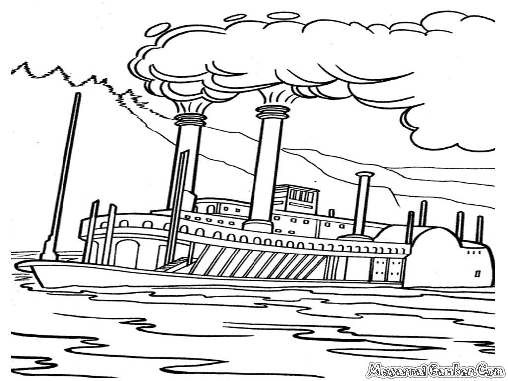 Gambar sketsa perahu pinisi 28 images mewarnai gambar