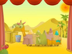 Barney:Sally The Camel Lyrics | LyricWiki | FANDOM powered ...