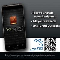 Aplicativo YouVersion a biblia digital