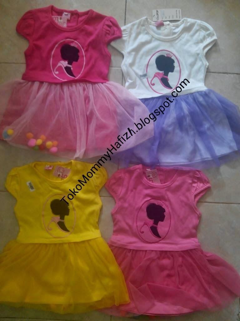 Baju Anak Perempuan Toko Mommy Hafizh Sepatu Cewek Warna Ungu Terusan Tutu Princess