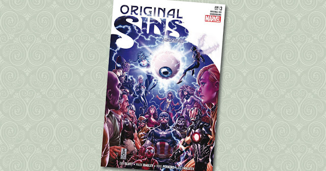 Original Sin Sonderband 3 Panini Cover