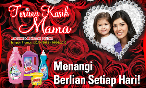 Peraduan 'Terima Kasih Mama'