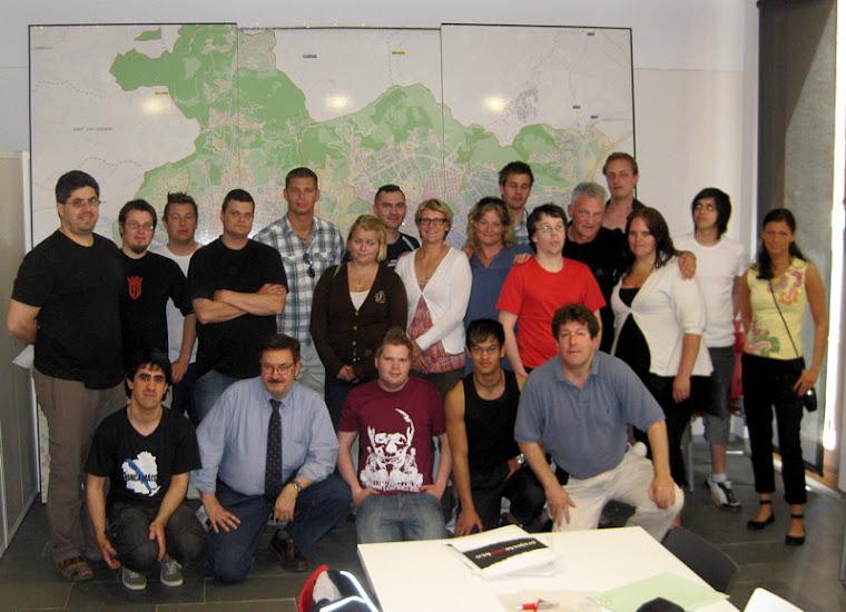 Viskadalens Fölkhögskola Studiebesök i Barcelona