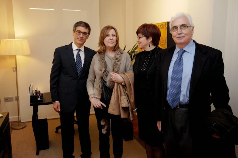 Recibimos el apoyo del Dr. Pedro Pozo, Hospital Reina Sofía
