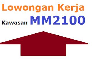 Lowongan Kerja Kawasan MM2100 PT.Sugity Creatives Cikarang Bekasi