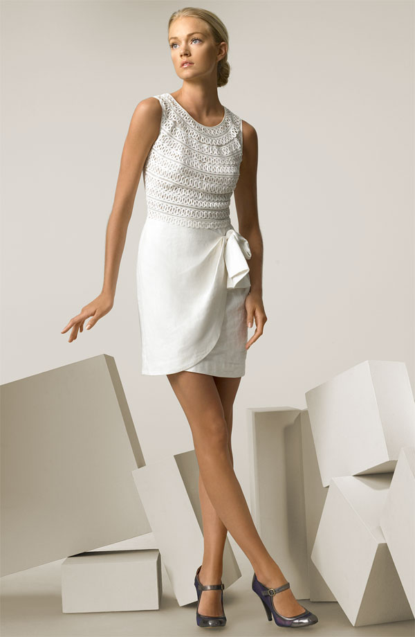 Short dresses for bridesmaids 2010, actual mother of the ...