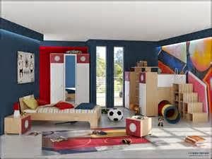 gambar desain kamar anak laki-laki