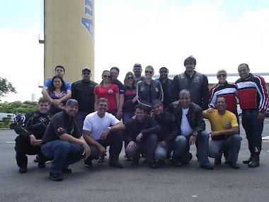 Águias do Asfalto. Curso dia 29 de Janeiro de 2012.