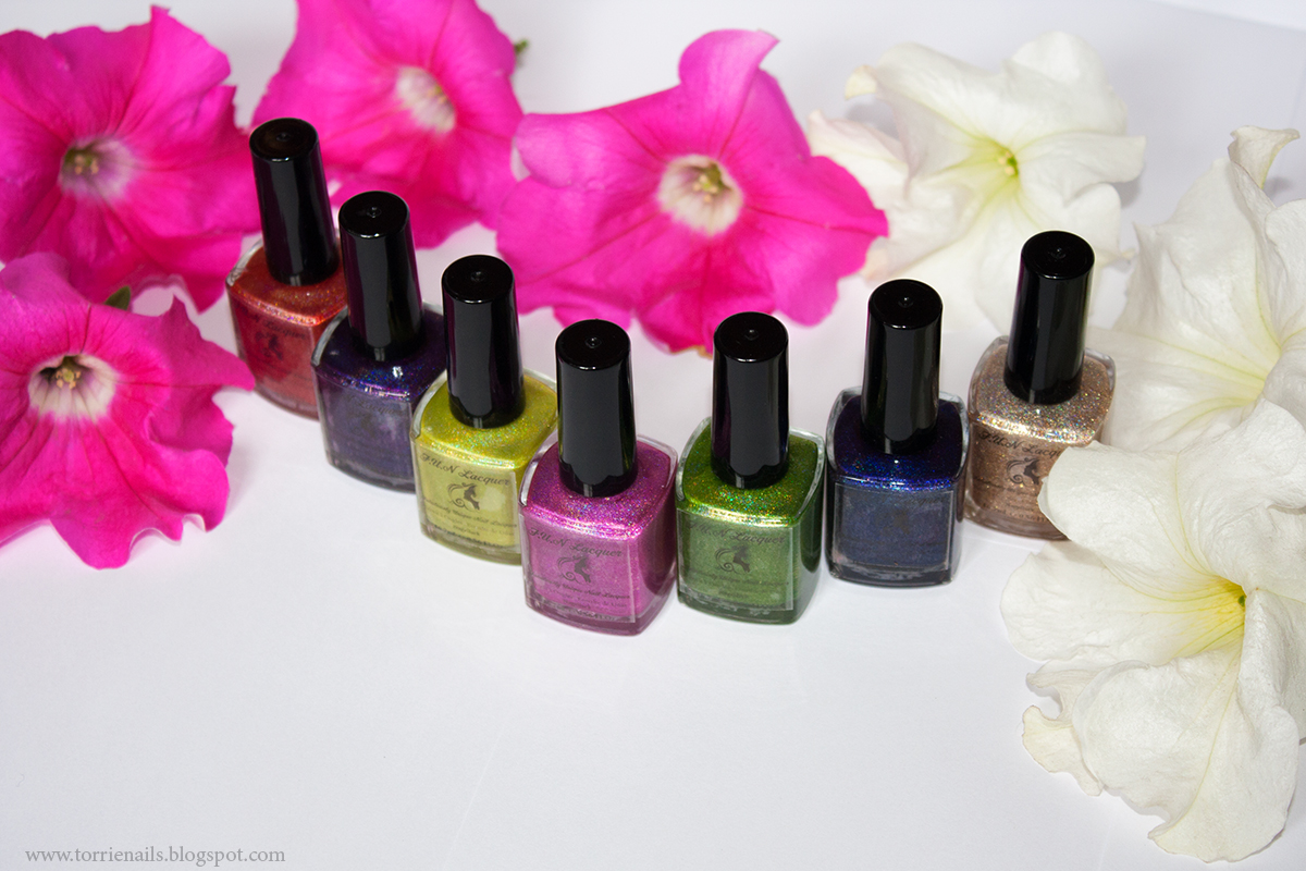 FUN Lacquer Summer 2014 Collection