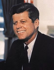 President of the United States 1961 - 1963