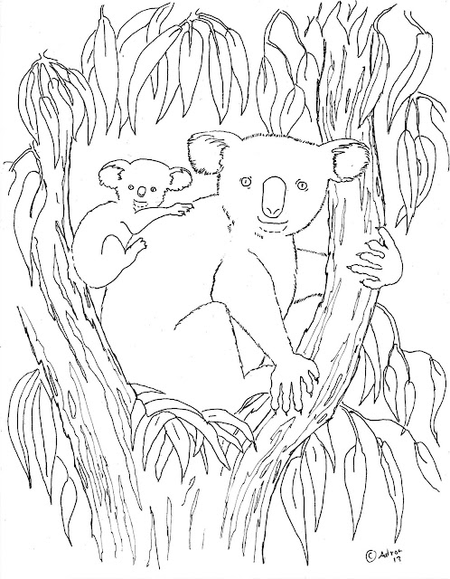 Coloring Pages for Kids by Mr. Adron title=