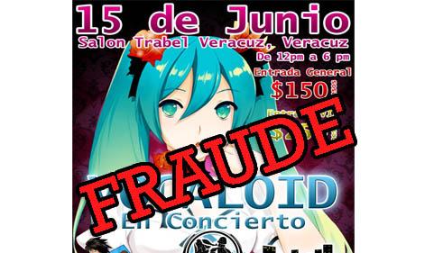 eventos fancity supuestamente de vocaloid oficial