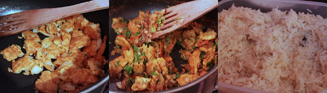 Keralan egg biriyani / biryani