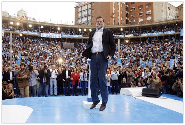 Rajoy, cretino,