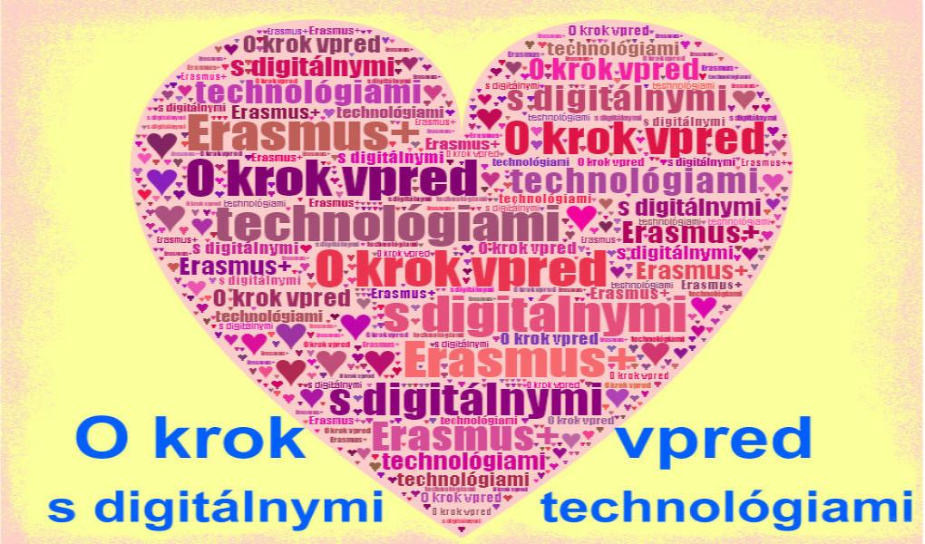 O krok vpred s digitálnymi technológiami