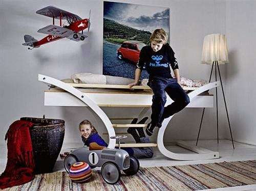 beds kids bedroom furniture with safety models