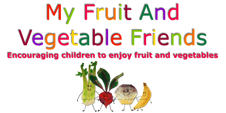My Fruit And Vegetable Friends