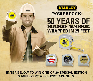 Stanley Powerlock: 50 Years of Hard Work Wrapped in 25 Feet