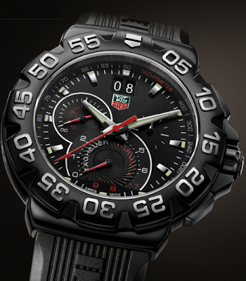 TAG HEUER F1 GRANDE DATE CHRONOGRAPH