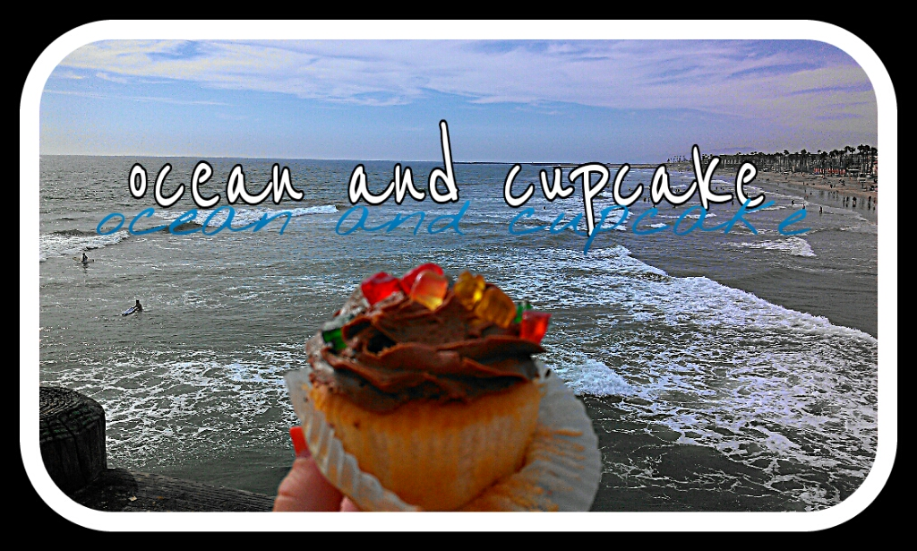 Simply Sierra: sea foam and cupcakes (plus my weekend update & inspire ...