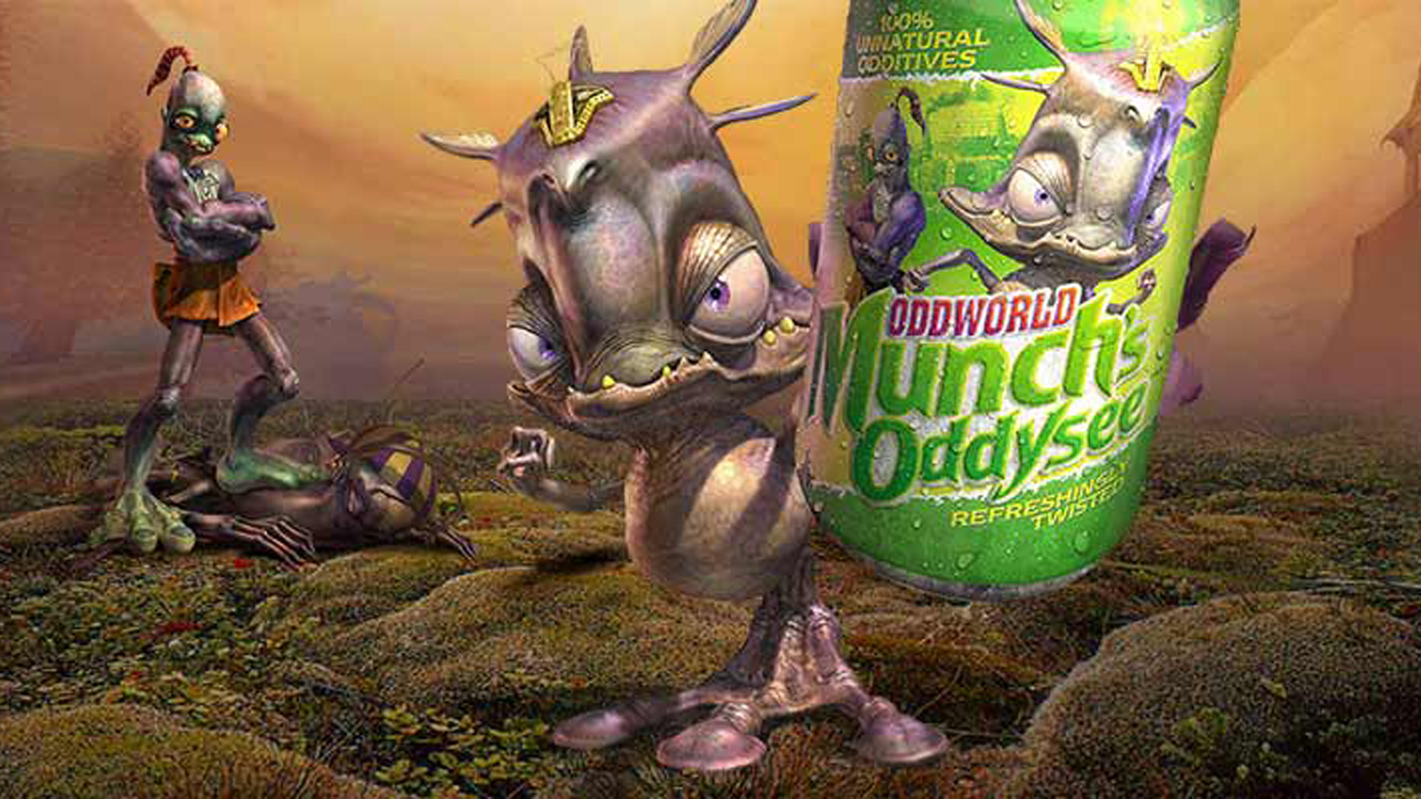 Oddworld: Munch's Oddysee Gameplay IOS / Android