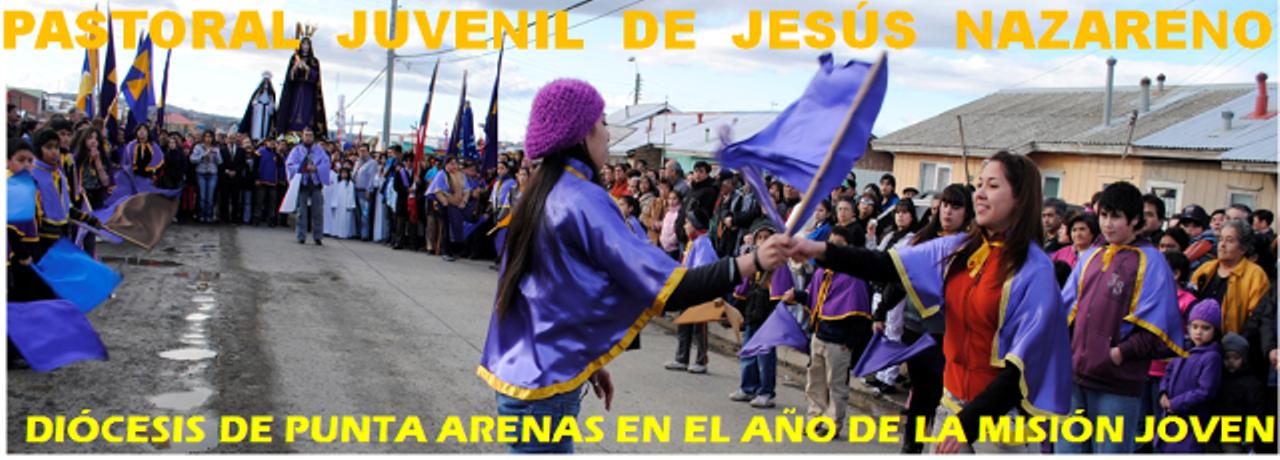 PASTORAL JUVENIL JESÚS NAZARENO